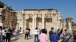 Synagogue at Capernaum-20190124