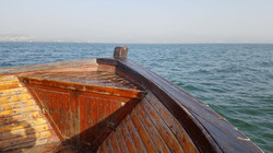 Boat ride on the Sea of Galilee-20190124