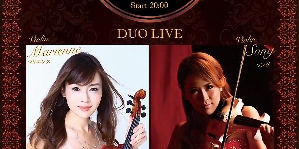 song & marienne【DUO CONCERT】