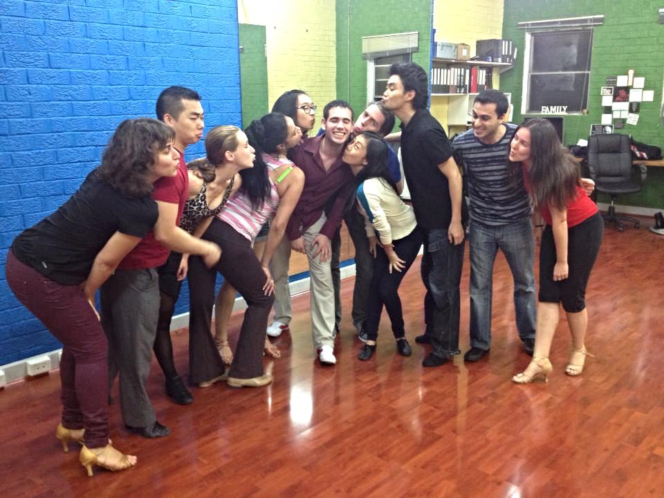 Latin Motion Dance Academy