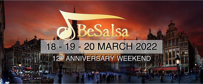 BeSalsa 12th Anniversary cover.png