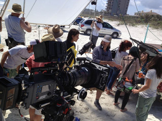 Production in New Smyrna Beach Fl
