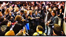 Rick Springfield Flash Mob