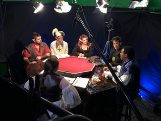 12 Episodes of a Dungeon & Dragons Web Series.
