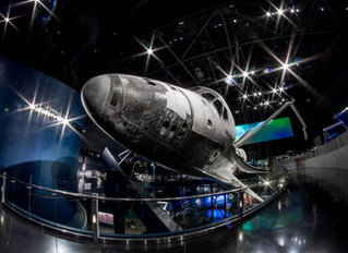 NASA photo shoot