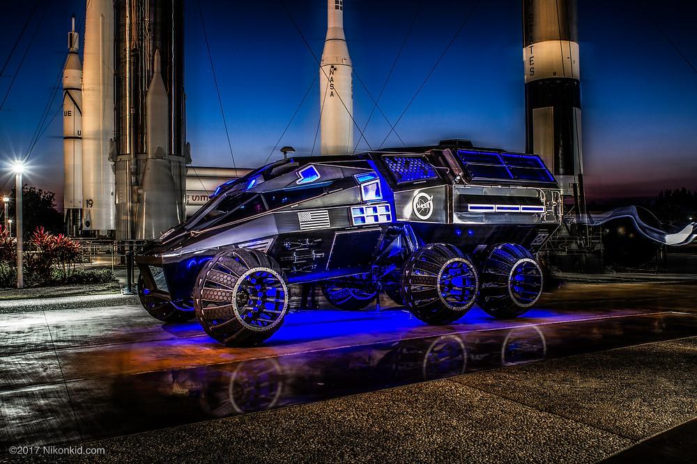 Kennedy Space Center Rover Concept
