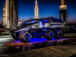 NASA Rover Reveal