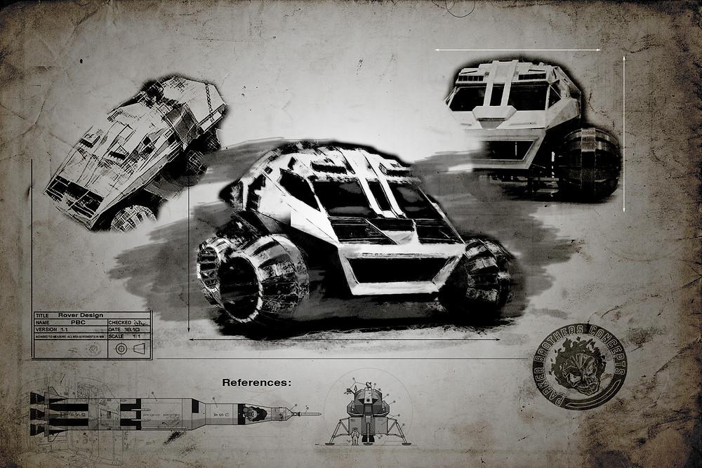 Rover Design Segment
