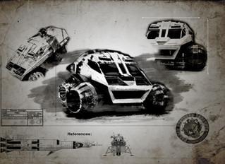 Rover Graphic Design for Segment