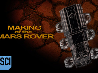 Making of the Mars Rover