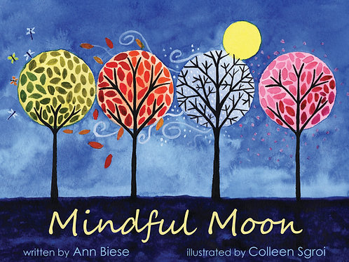Mindful Moon Book