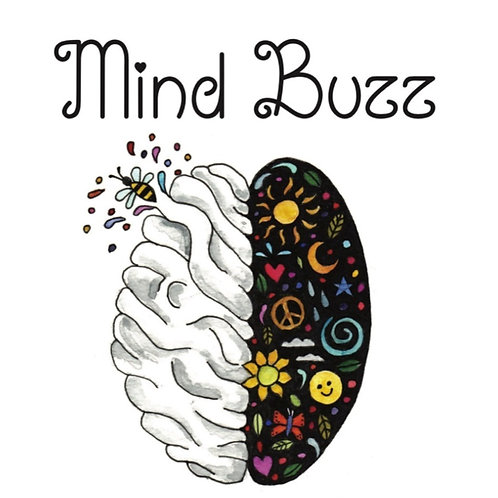 New Mind Buzz Workbook - Available Now on Amazon