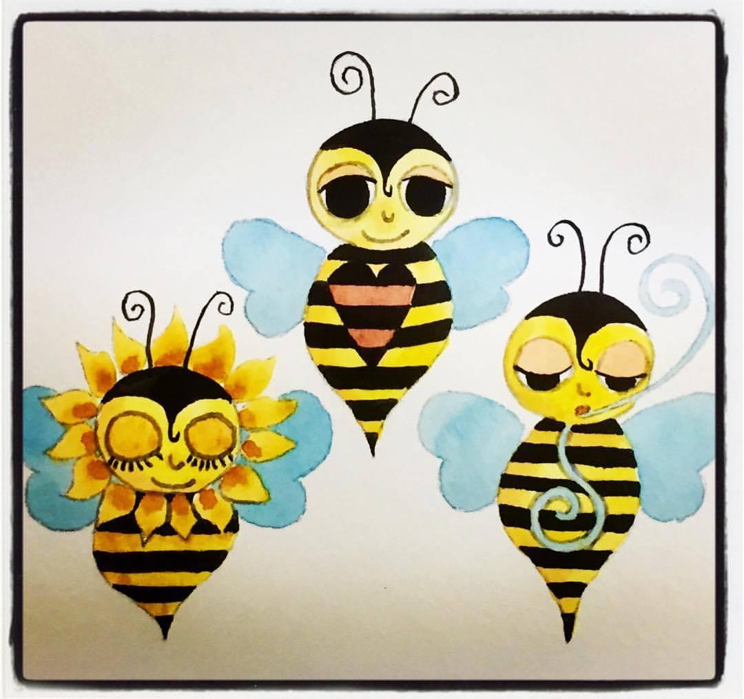 Worry Bee