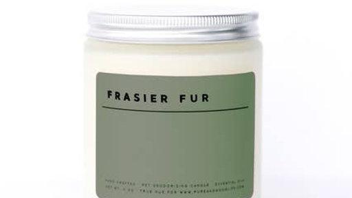 'Frasier Fur' Candle