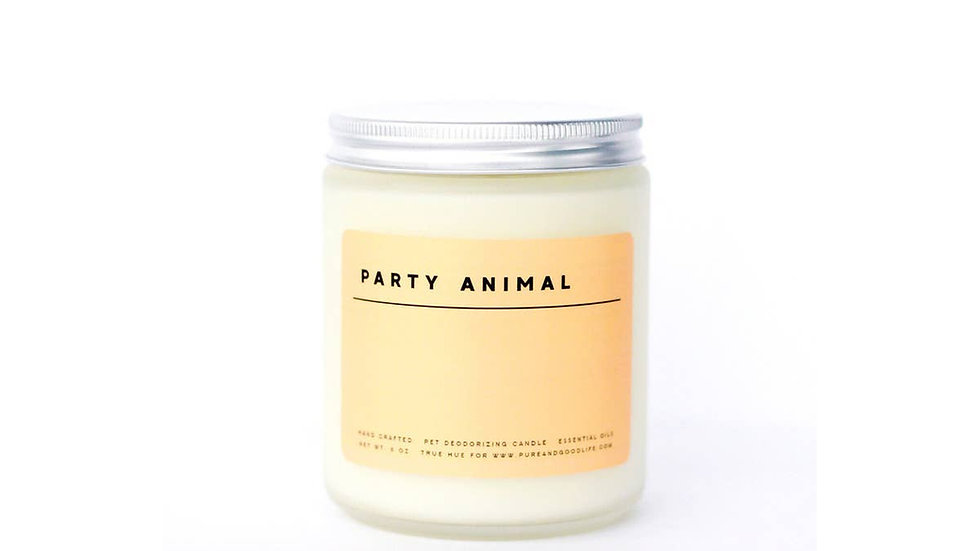 'Party Animal' Candle