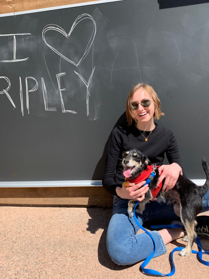 Mary Tish + Ripley | 33 Answer's