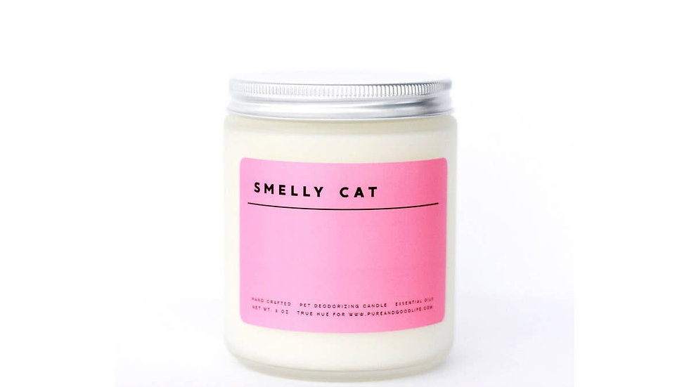 'Smelly Cat' Candle