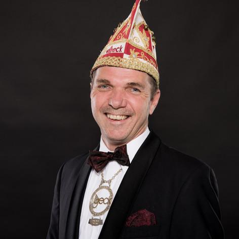 Vizepräsident Uli Mebus
