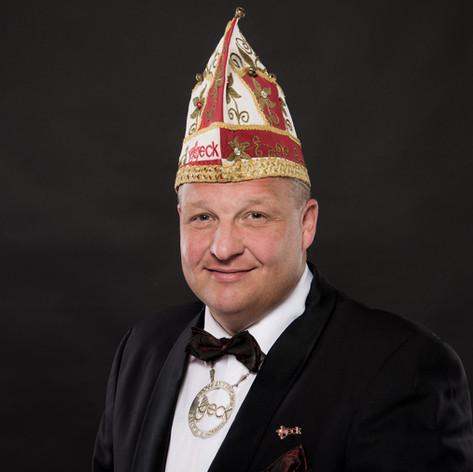 Präsident Michael Verhey