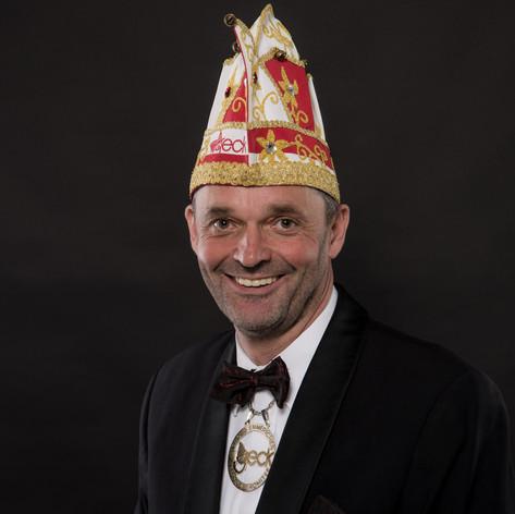 Schriftführer Ingo Binzen