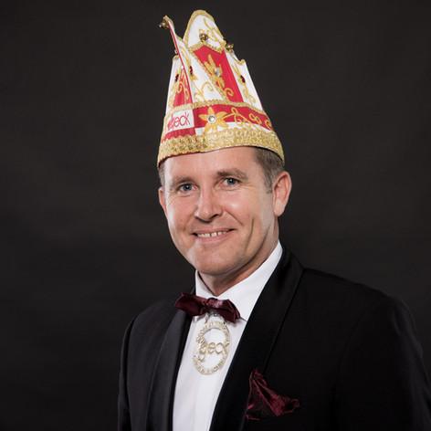 Kassierer Christoph Hemke