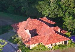 Casa Campana Aerial View