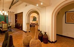 Casa Campana Inside Areas