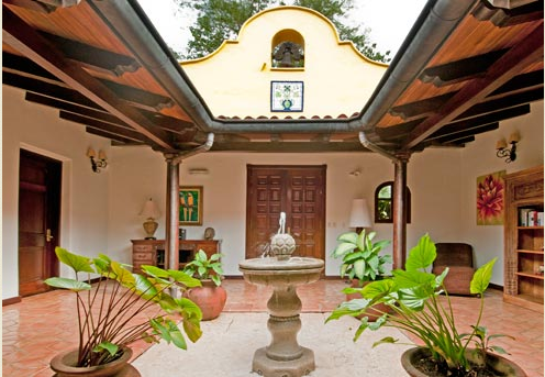 Casa Campana Atrium