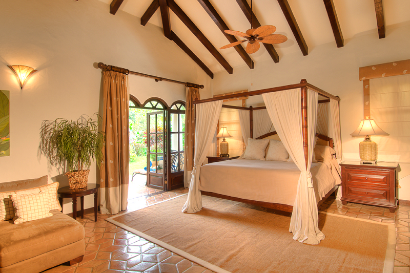Casa Campana Master Bedroom