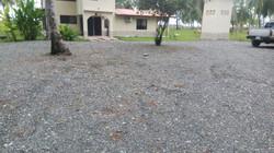 Gravel Parking