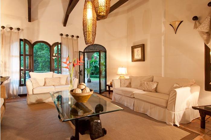 Casa Campana Living Room