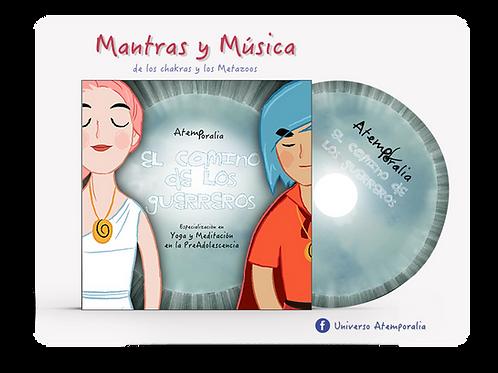 CD: Camino de los Guerreros