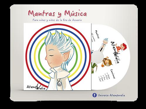 CD: La Luz Interior