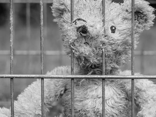 Children DO NOT Belong in Detention Centers