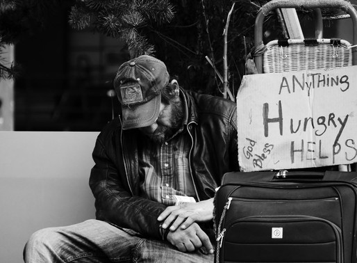 Homeless Veterans,  Even One is Too Many