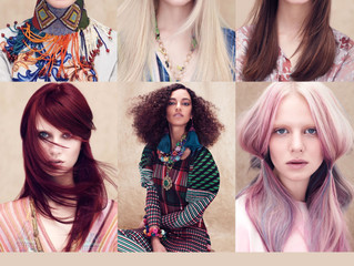 NEW! Culture Clash Spring/Summer Hair Color!