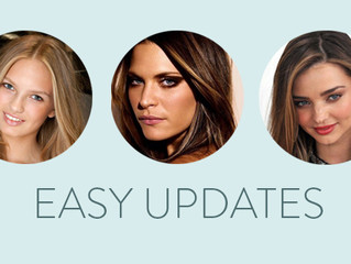 Ask a Stylist: Easy Updates