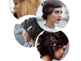 ON TREND: BARRETTES