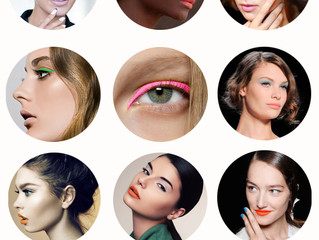 WEEKEND INSPIRATION: SPRING MAKEUP TRENDS