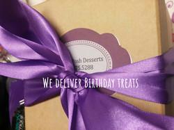 Cake Ball Birthday Box