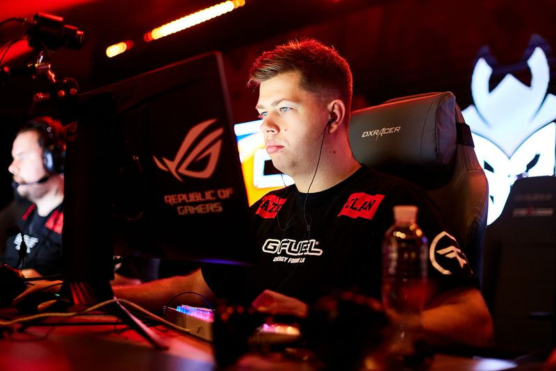 "Finn ""karrigan"" Andersen with FaZe at StarLadder Season 4 (Photo Credit to StarLadder)"