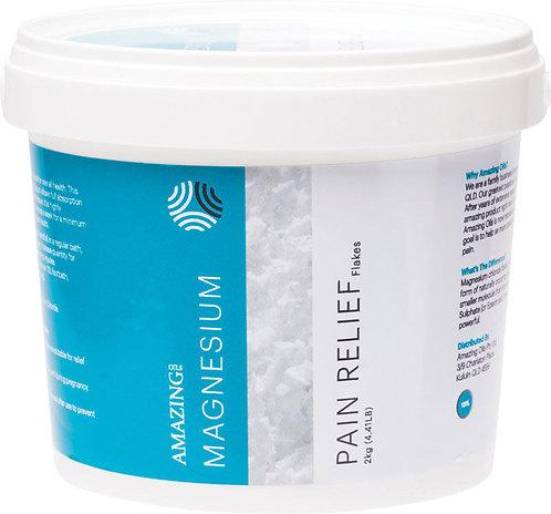 Magnesium Chloride Bath Flakes 2kg