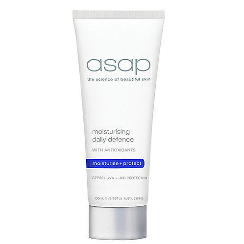 Moisturising Daily Defence SPF50+ 100ml