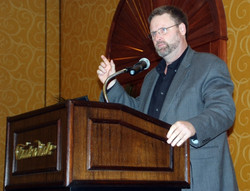 Curt Haugtvedt remembers past president Timothy Brock who also passed away this year