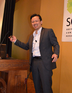 Michel Pham's thought-provoking Presidential Address