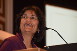 Amna Kirmani, JCP editor, fills in the l