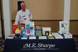 Our book publisher, ME Sharpe