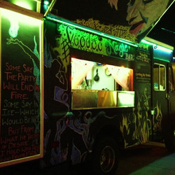 Voodoo Magic Bar at Fire and Ice