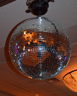 No 70s party is complete without a Disco Ball
