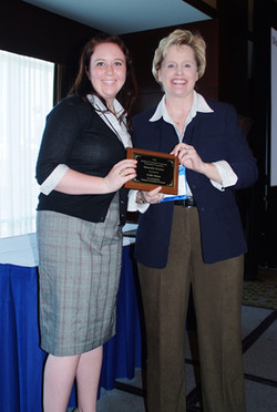 Noelle Nelson is a runner-up in the Dissertation Proposal competition